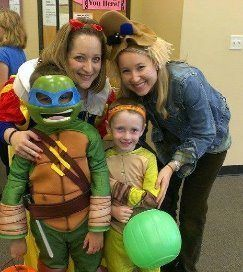 ABC Pediatric Therapy Halloween Costumes
