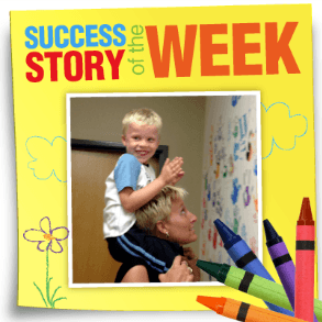 ABC Pediatric Therapy Success Story of the Week Landon