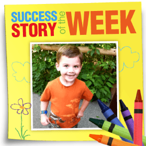 ABC Pediatric Therapy Success Story of the Week