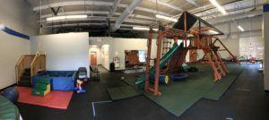 ABC Pediatric Therapy indoor playground
