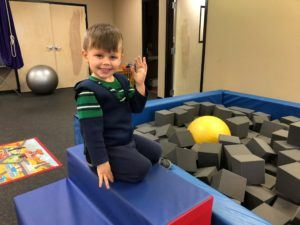ABC Pediatric Therapy Happy Boy