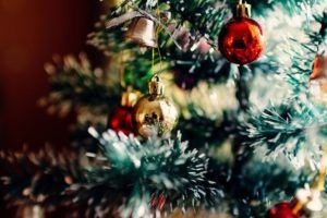 ABC Pediatric Therapy Christmas Tree